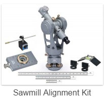 Brunson Sawmill Alignment Kit