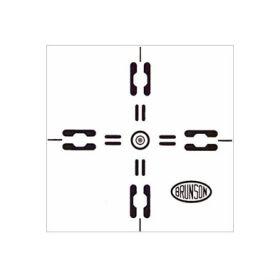 721-C Adhesive Target